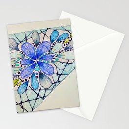Color blast Stationery Cards