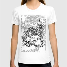 A Dragon from your Subconscious Mind #2 T-shirt