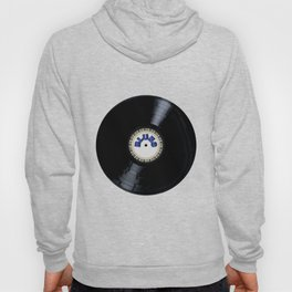 Blues Style Record Hoody