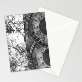 As Time Flies it Dissolves  Stationery Cards