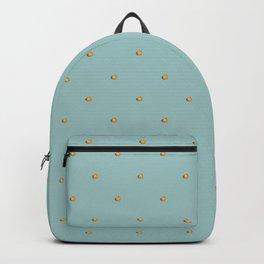 Orange spots Backpack