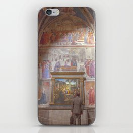 Florence Rockwell iPhone Skin
