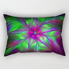 Fractalflower Rectangular Pillow