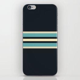 Fusahide - Classic 70s Retro Stripes iPhone Skin