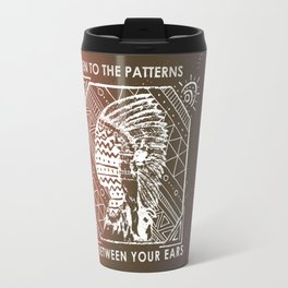 Mind Patternz Travel Mug