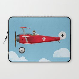 The Red Baron Laptop Sleeve