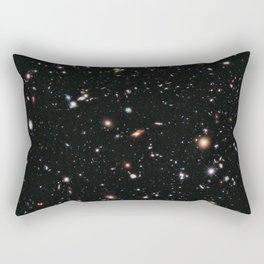 Hubble Extreme Deep Field Rectangular Pillow