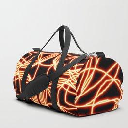 Flaming Chaos 5 Duffle Bag