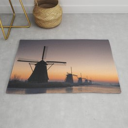 Dutch Dawn Rug