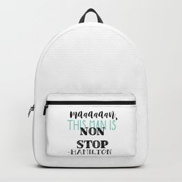 Non Stop | Hamilton Backpack
