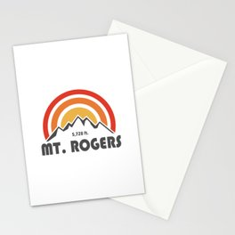 Mt. Rogers Stationery Cards