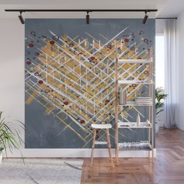 :: You Knit Me Together :: Wall Mural