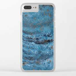 Number 81 Clear iPhone Case