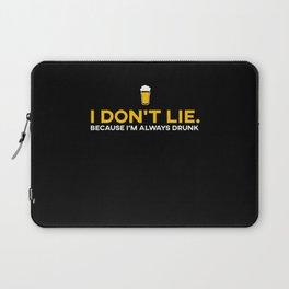 Beer Lovers Laptop Sleeve