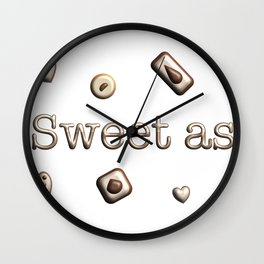 Sweet as Wall Clock