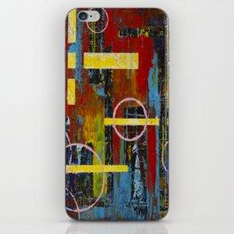 Dystopia iPhone Skin