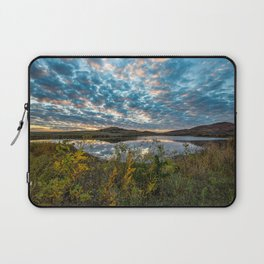 Wichitas Wonder - Fall Colors and Big Sky in Oklahoma Laptop Sleeve