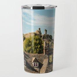 Corfe Castle (2) Travel Mug