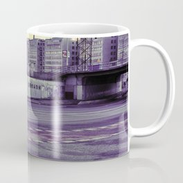 Cracked Concrete Coffee Mug