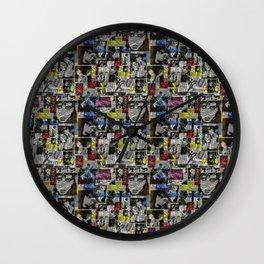 Siouxsie II Wall Clock
