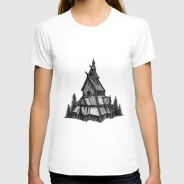 Borgund Stave Church T-shirt
