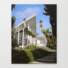 San Diego Modern Pathway Canvas Print