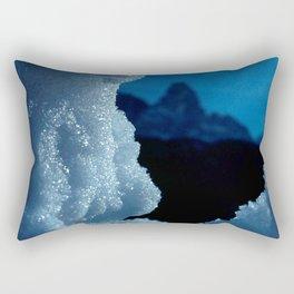 Snowed in #1 #art #society6 Rectangular Pillow