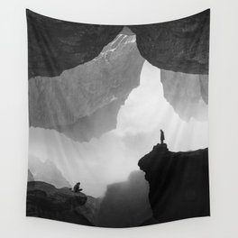 Parallel Isolation Wall Tapestry