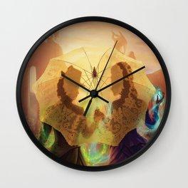 Dare Not Speak Wall Clock