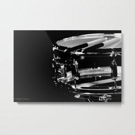 CLASSY BEAT Metal Print