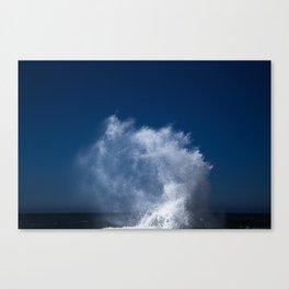 Abstract Waves no. 4 Canvas Print