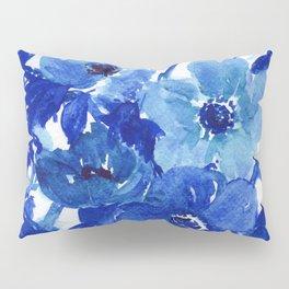 blue stillife Pillow Sham
