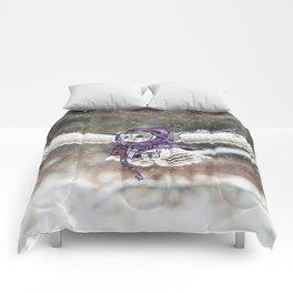 Birds In Armor 8 Comforters