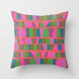 motif 02  Throw Pillow