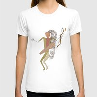 hunting T-shirts featuring Hunting Party by BohemianBound
