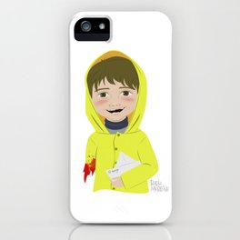 Georgie iPhone Case