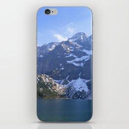 Breathtaking View iPhone Skin