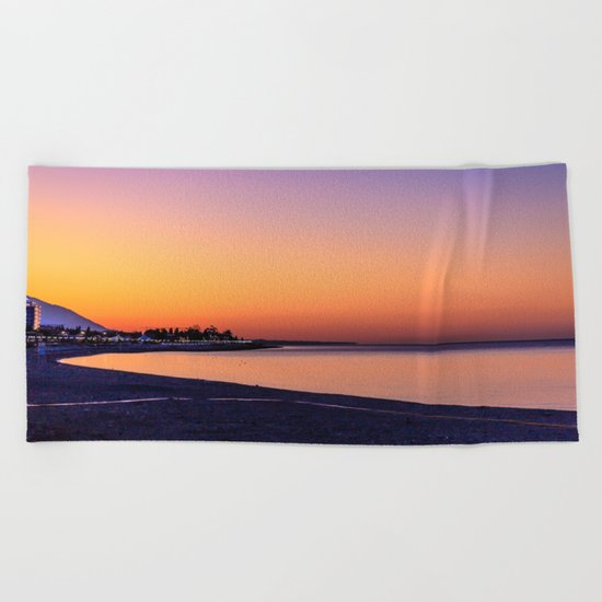It's a new day Beach Towel