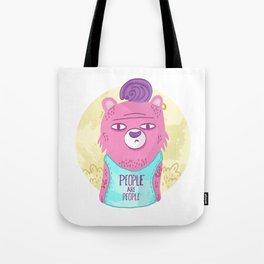 Bears No Fears Tote Bag