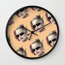 KWEEN GOLDIE HAWN Wall Clock