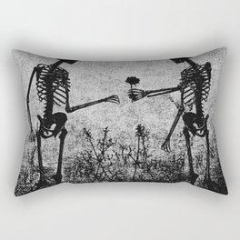 skeleton lovers Rectangular Pillow