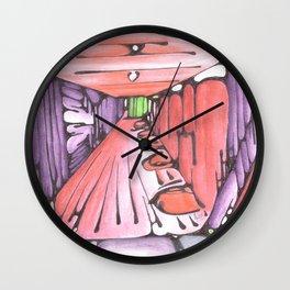 Puget Sound Uni Wall Clock