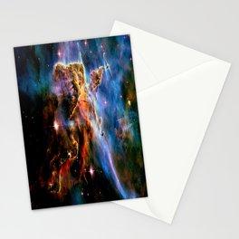GAlAxY : Mystic Mountain Nebula Stationery Cards