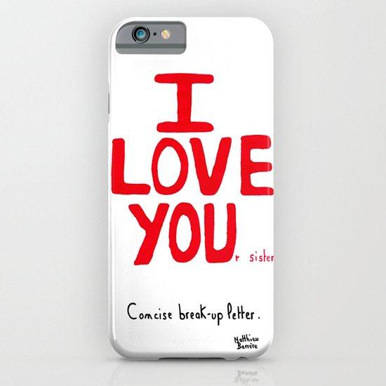 #104 iPhone & iPod Case