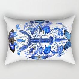 Ultramarine Rectangular Pillow