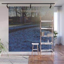 SNOWRISE Wall Mural
