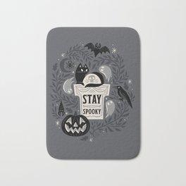 Stay Spooky Bath Mat