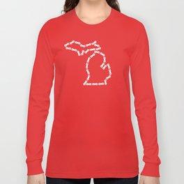 Ride Statewide - Michigan Long Sleeve T-shirt