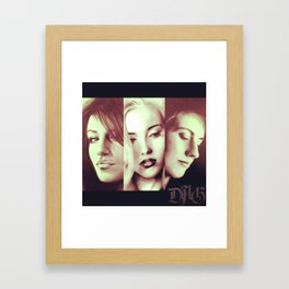 """BEAUTY"" Framed Art Print"