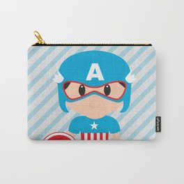 captain super hero Carry-All Pouch